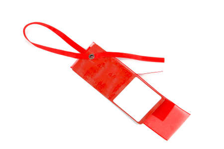 Tag Stock Photo - 13305450
