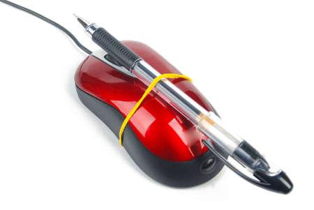 Mouse e penna