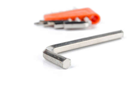 Hex key Stock Photo - 13338812