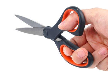 shorten: Scissors