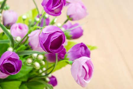 arreglo floral: Flor en el piso