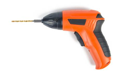 Electric drill photo