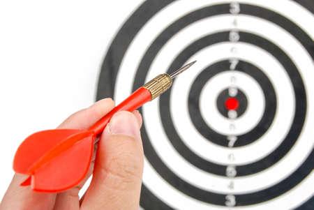 bull s eye: Target Stock Photo
