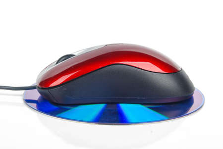 optical disk: DVD and mouse