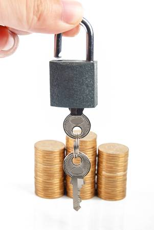 Financial security Stock Photo - 13497090
