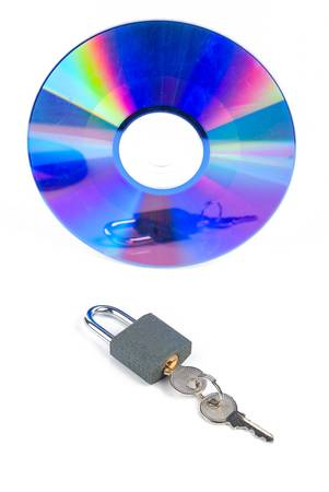 Data security Stock Photo - 13445171