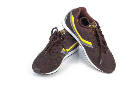 walking shoes: Sport shoe Stock Photo