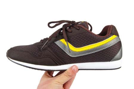 Sport schoen Stockfoto