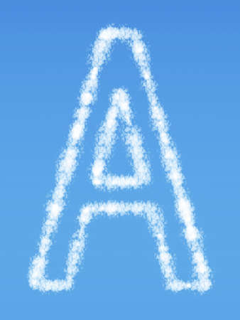 Cloud symbol photo
