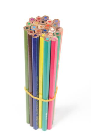 Color pencil Stock Photo - 13447088