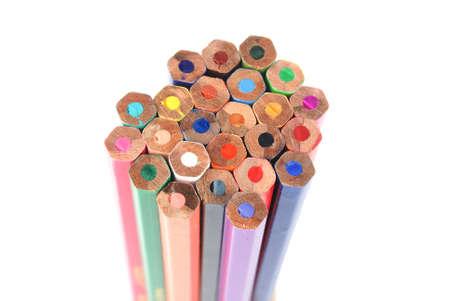 Color pencil Stock Photo - 13447542