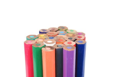 Color pencil Stock Photo - 13446978