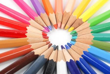 Color pencil photo