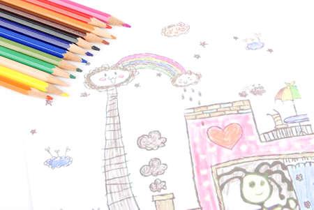 Drawing Stock Photo - 13447546