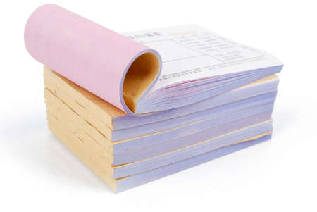 office physical pressure paper: Carbonless copy paper