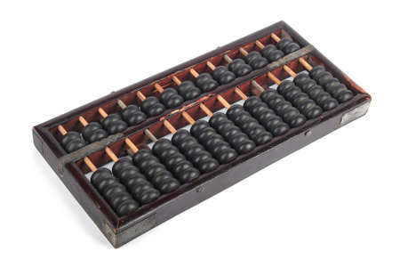 Chinese abacus photo