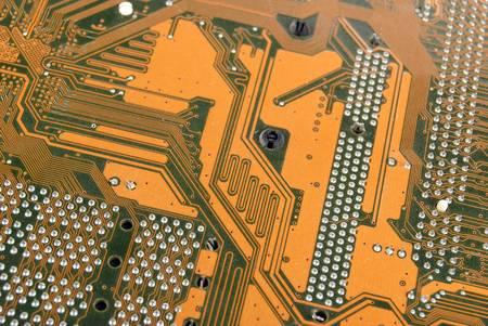 Printed circuit board photo