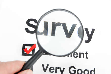 Survey Stock Photo - 13492664