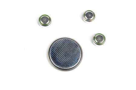 lithium: Lithium battery Stock Photo