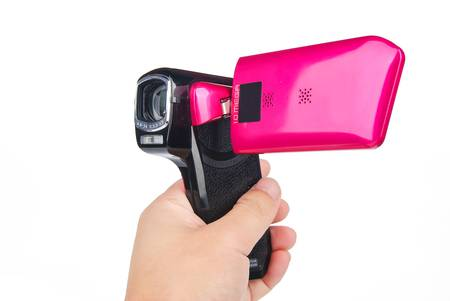 Digital camcorder Stock Photo - 13559949