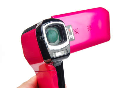 Digital camcorder Stock Photo - 13560206