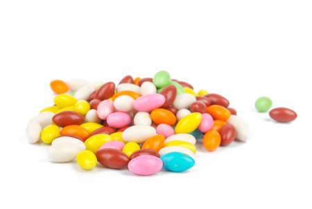 jellybean: Candies Stock Photo