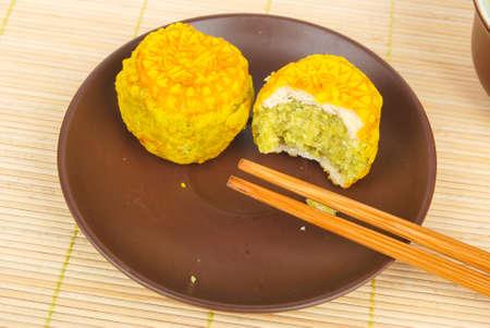 Chinese snack photo