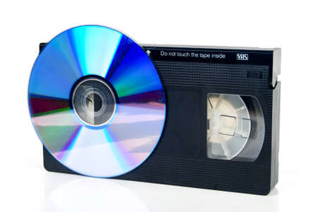 DVD and videotape photo