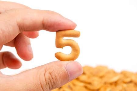 constitute: Letter cookies