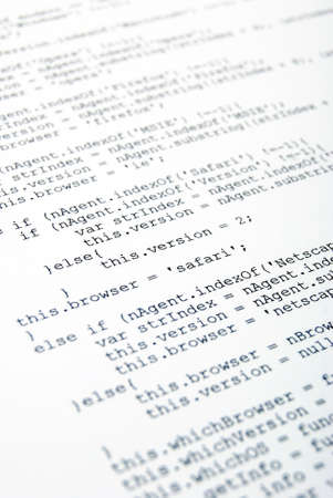 Html page Stock Photo - 13752063