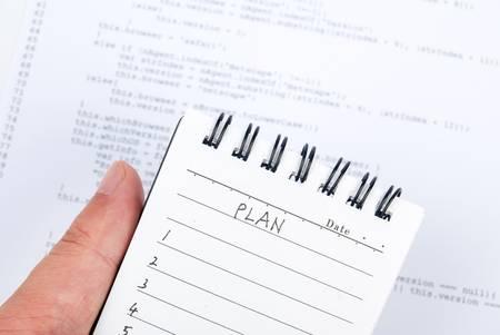 New plan Stock Photo - 13751669