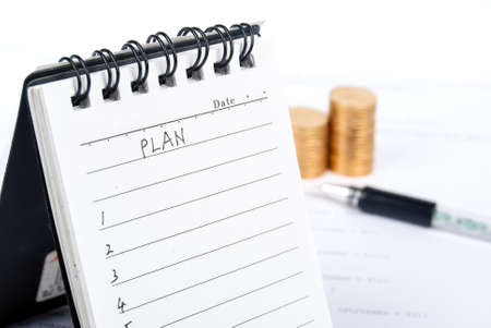 New plan Stock Photo - 13751636