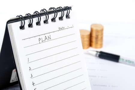 New plan Stock Photo - 13751636