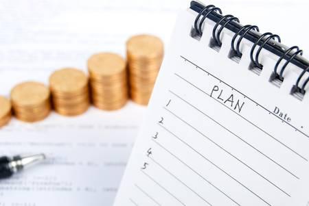 New plan Stock Photo - 13751668