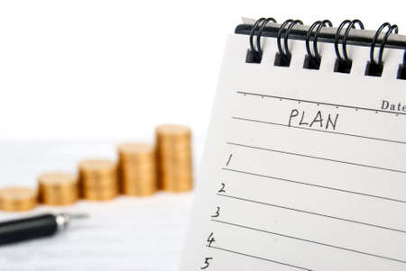 New plan Stock Photo - 13751629