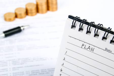 New plan Stock Photo - 13751664