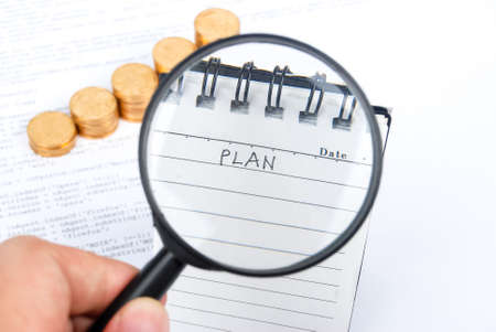 New plan Stock Photo - 13751670