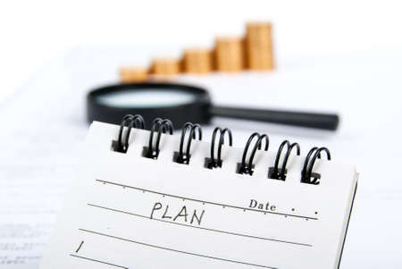 New plan Stock Photo - 13751634