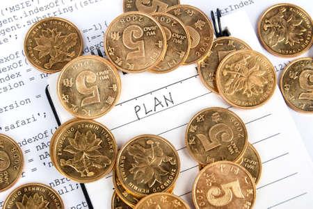 New plan Stock Photo - 13751921
