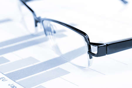histogram: Glasses on histogram