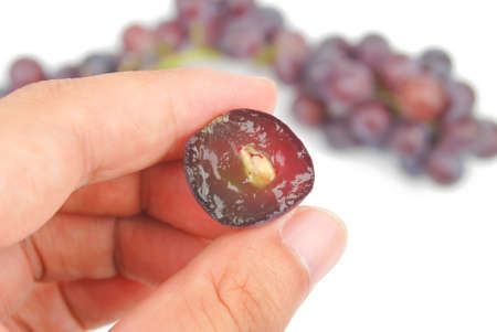 Grape Stock Photo - 13783865