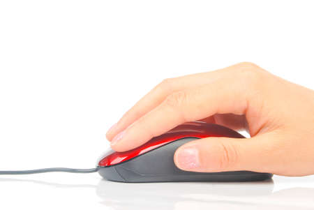 clicked: Mouse