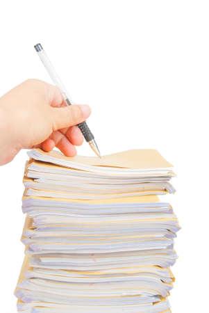 Documents Stock Photo - 13811813