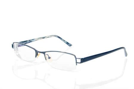 protective eyewear: Glasses Stock Photo