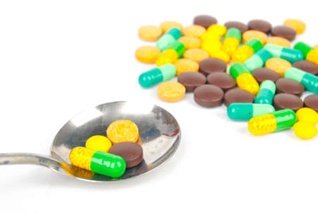 Medicine Stock Photo - 13811758
