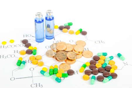 Medicine Stock Photo - 13812340