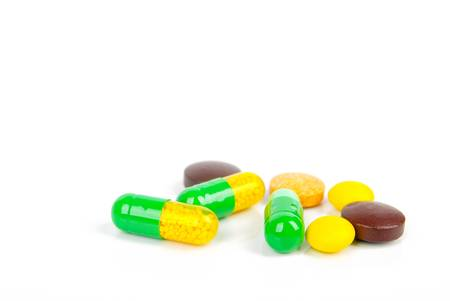 Pill Stock Photo - 13810929