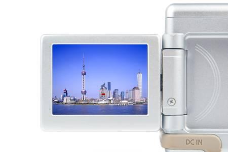 Digital camera Stock Photo - 13834144