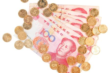 Chinese currency Stock Photo - 13833453