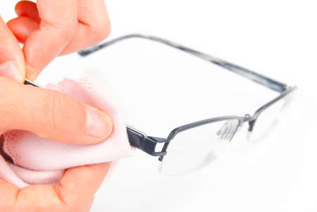 clarify: Cleaning glasses